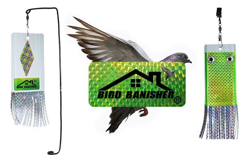 bird banisher wildlife pest control products image