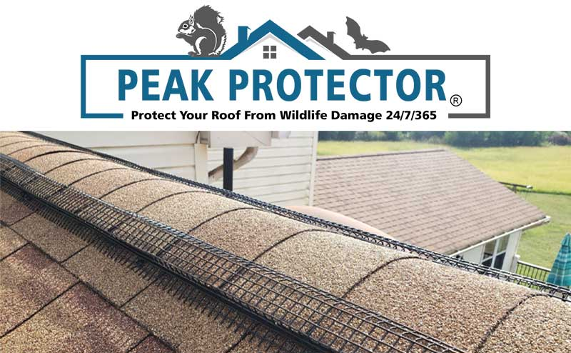The PEAK PROTECTOR made and distributed by Viking Product Supply