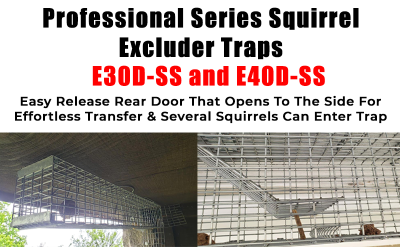 Viking Product Supply Professional Series Squirrel Excluder Traps