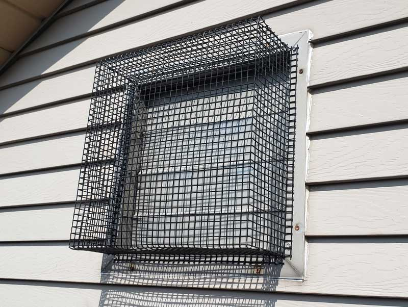 Viking Product Supply's Vent Shield is affordable and fairly priced.