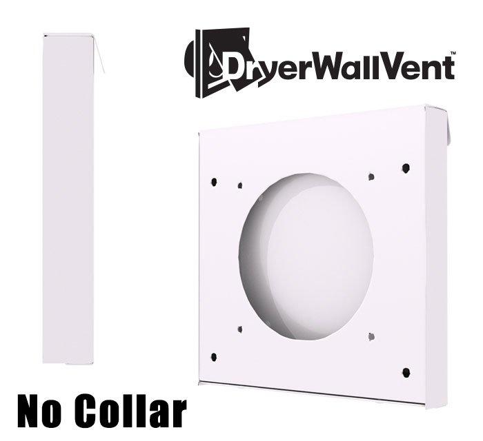 White DryerWallVent At Viking Product Supply