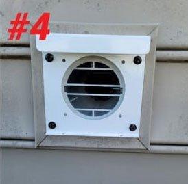 Step 4 Of DryerWallVent Install