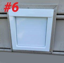 Step 6 Of DryerWallVent Install
